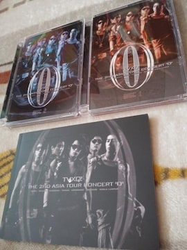 "*☆TVXQ☆THE 2ND ASIA TOUR CONCERT ""O"" DVD(2枚組)♪"