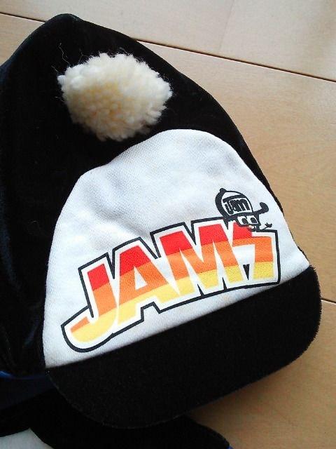 RocK'n jam ジャケット130黒ジャムJAM < ブランドの