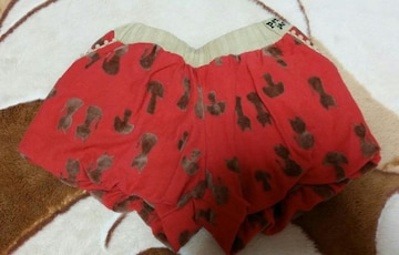 Petit jam☆秋冬物☆可愛いショートパンツ☆size95