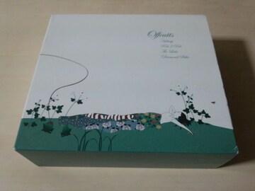 CD-BOX「Offcutts Singles Society」オフカッツ 4枚組CDボックス