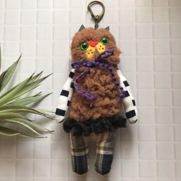 猫chanチャームストラップ★handmade