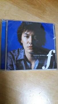 【CD】 Fukuyama Masaharu 「f」 福山雅治