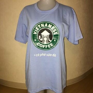 Tシャツ ベトナム スターバックス M