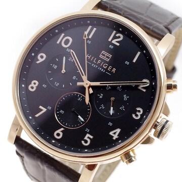 トミーヒルフィガー 腕時計 メンズ 1710379 クォーツ