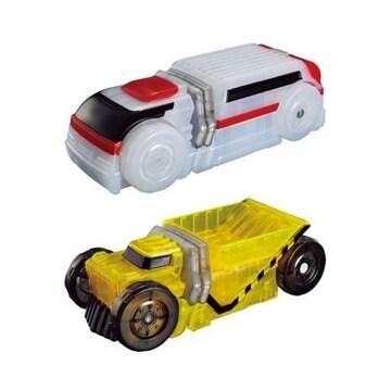 仮面ライダードライブ DXシフトカーセット03