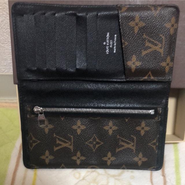 ルイ・ヴィトン長財布大阪高島屋で購入しました。 < ブランドの