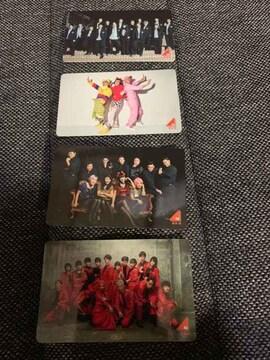【吉本坂46】CD特典/ミニカレンダー[4パターン]