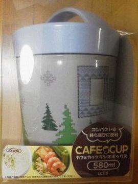新品〓アナと雪の女王★カフェカップランチボックス♪オラフ
