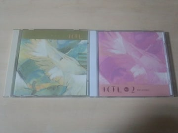CD「ICTL」「ICTL NO 2」米米CLUBインストカバー 2枚セット★