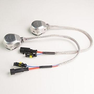 12/24V 35W/55W D2D4変換コネクター