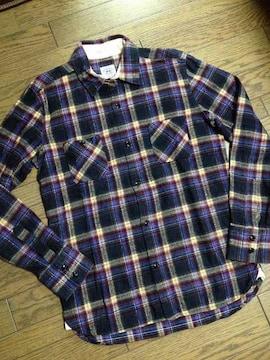 美品WHOS WHO GALLERY チェックシャツ 日本製 CIAO PANIC