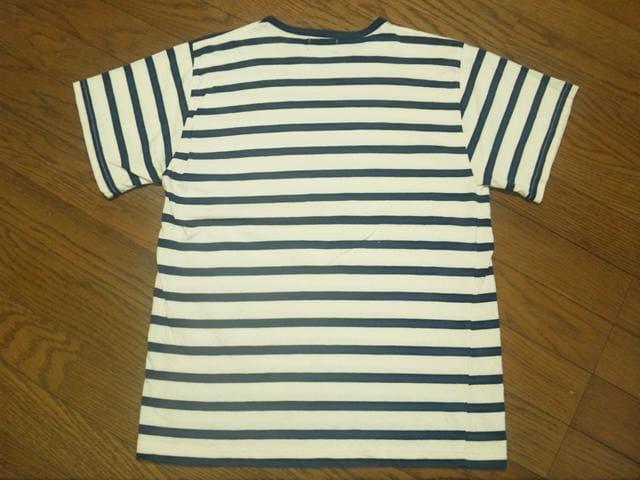 英国製¶Andrew SHANE[アングローバル取扱]★マリンボーダーTシャツ/送\90~ < 男性ファッションの