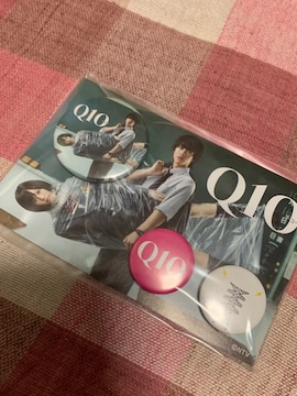 ★Q10/缶バッジ 佐藤健・前田敦子