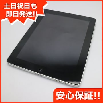 ●安心保証●美品●iPad Wi-Fi 16GB ●