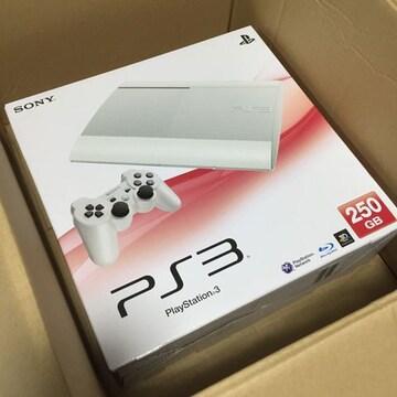 新品 PS3 250GB CECH-4200B LW ホワイト