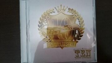 タッキー&翼「TEN(PRESENT盤)」滝沢秀明 今井翼
