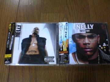 ネリーCD アルバム2枚セットNELLY