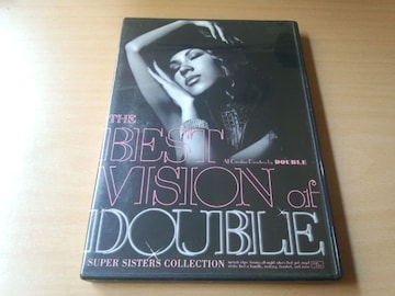 DOUBLE DVD「THE BEST VISION of DOUBLE」ダブル●