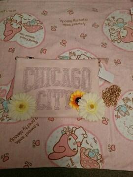 LIZ LISA☆夏クラッチバッグ(ピンク)