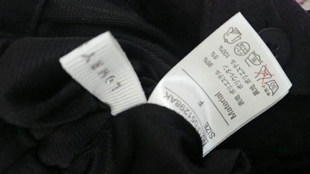 ローリーズファームF黒スカート2way < ブランドの