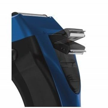 往復式シェーバー ソリッドシリーズ 4枚刃 ブルー