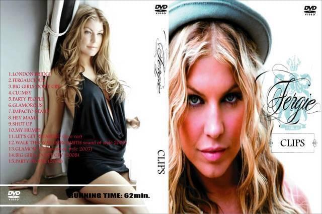 ≪送料無料≫FERGIE Black Eyed Peas ファーギープロモ集 PV  < CD/DVD/ビデオの