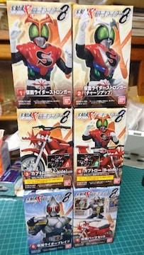 掌動駆・SHODO X 仮面ライダー 8 仮面ライダーストロンガー編