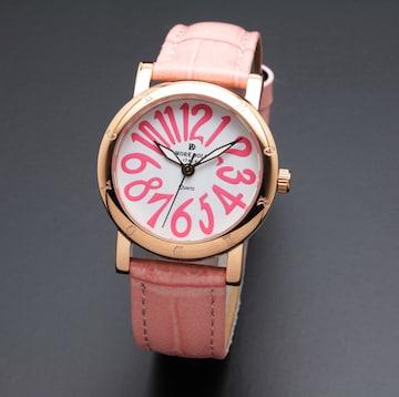 アモーレドルチェ レディース腕時計AD18303-PGWHPK