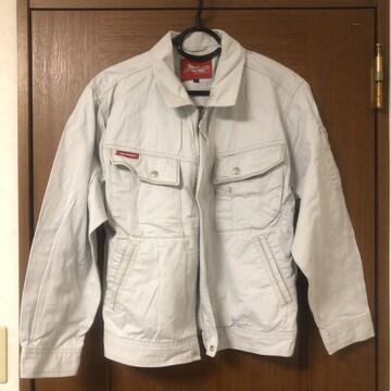 即決 GIN WASHI 作業シャツ 作業 ジャケット Mサイズ