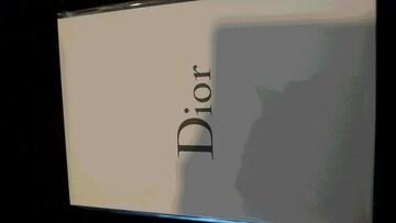 Dior新品未使用スケジュール帳ノート非売品