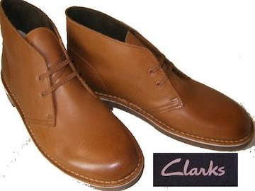 クラークス新品ブッシュエーカー2 デザートブーツ26129525us8