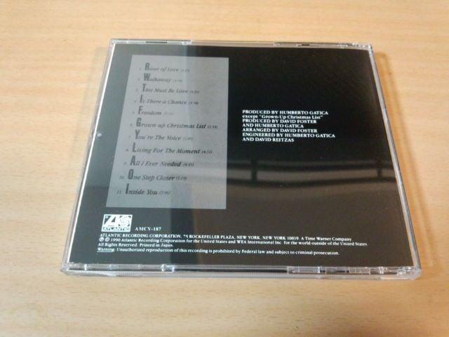 デイヴィッド・フォスターCD「リヴァー・オブ・ラヴ」DAVID < CD/DVD/ビデオの