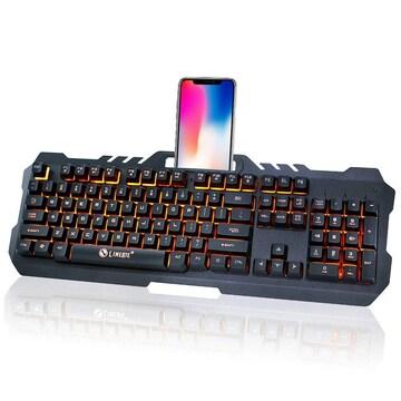 ゲーミングキーボード SmartPlus USBキーボード