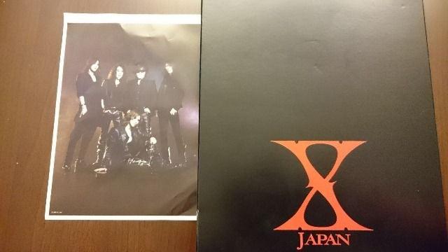 X JAPAN「ジグソーパズル」未使用/YOSHIKI hide  < タレントグッズの