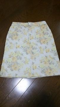 エニイファム 花柄スカート 新品