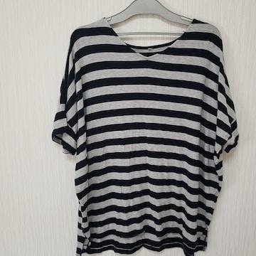 大きいサイズ  やわらか Tシャツ カットソー 半袖 3L