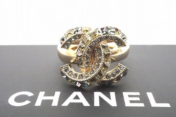 CHANEL|シャネル|CCロゴ|ココマーク|ココリング|指輪