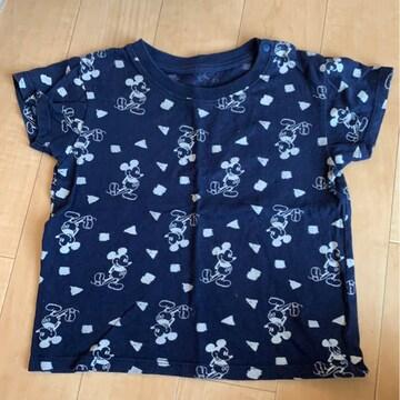 UNIQLO!ミッキーTシャツ!80センチ