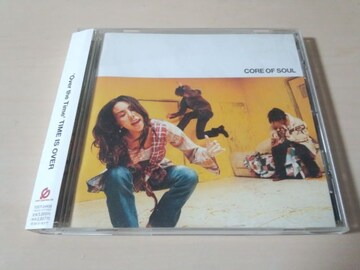 CORE OF SOUL CD「'Over the Time'TIME IS OVER」●
