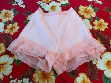 新品未使用☆dazzlin☆綺麗な淡いピンクの可愛いショートパンツ