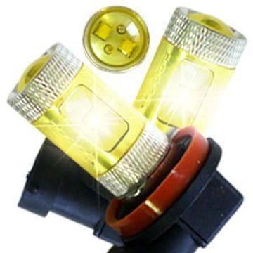 30W LEDフォグランプ H8 /H11 /H16 CREE社製XB-Dチップ搭載