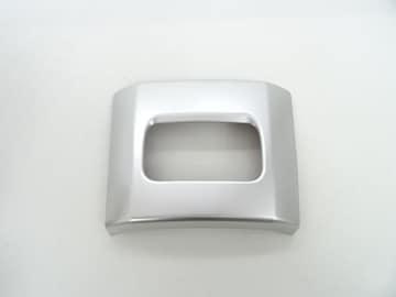 日産 バネット NV200 2009y〜 シルバー センターコンソール アンダー ボックス カバー