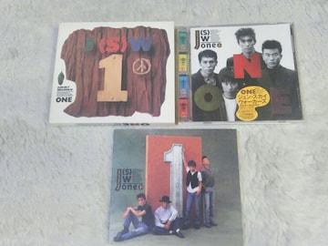初回限定CD ジュン スカイ ウォーカーズ ONE ベスト 全16曲 '92/8 寺岡呼人