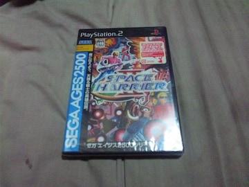 【新品PS2】セガエイジス2500 スペースハリアー�Uコレクション