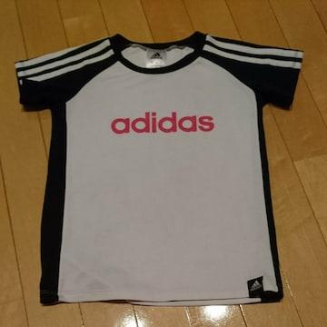 adidas★Tシャツ★ホワイト