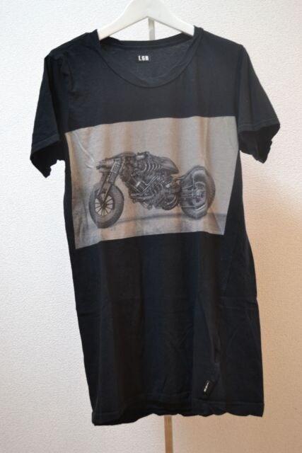 LGBルグランブルー SPIDER-05B Tシャツ メンズ1  < ブランドの