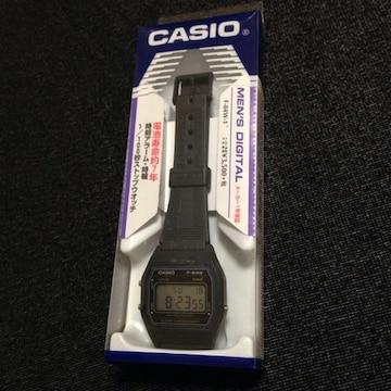 ☆新品送料無料☆CASIO カシオ 腕時計F-84W-1 [スタンダード]