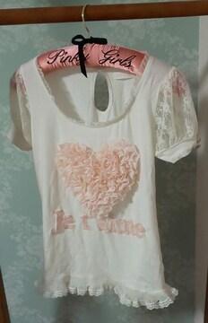 リズリサ Tシャツ