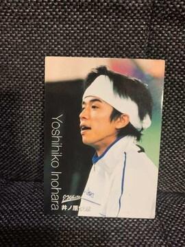 【V6/井ノ原快彦】ジャニーズ大運動会/DVD付属カード[レア]