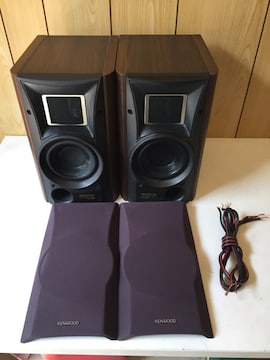 KENWOOD スピーカー ls-7 pro 40w